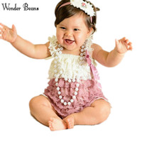 Free Shipping Hot Sell Baby Lace Petti Rompers Various Styles Baby Carters Newborn Baby Rompers