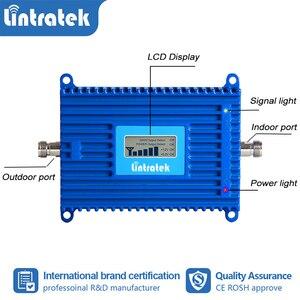 Image 2 - Lintratek 70dB High Gain 4G LTE B3 FDD 1800MHz Cellphone Signal Booster 4G Internet Cellular Amplifier Repeater Antenna Set S6