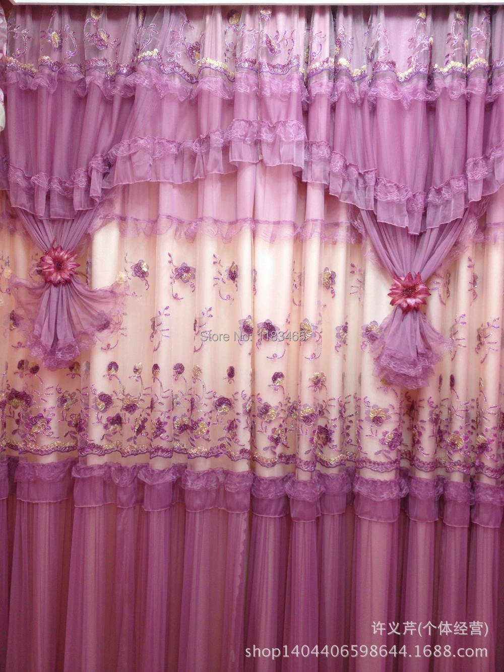 Purple Curtains For Bedroom Living Room Purple With Tulle For Bedroom Living Dining Room In Curtains From Home