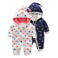 2019 new baby wear magic cap, guard coat, double hat, double coat, baby outfits baby rompers