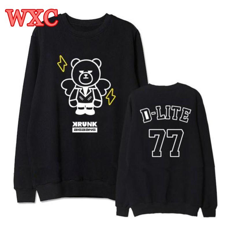 bigbang kpop Sweatshirt