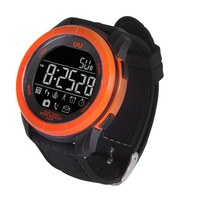 Men Sport SmartWatch Bluetooth Waterproof Support Call And SMS Reminder Facebook Smart Watch for iPhone Android