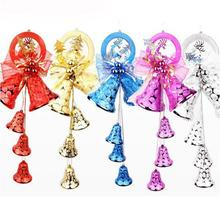 christmas decoration gift christmas large bells hanging