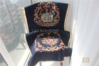 Free Shipping 10K 20K Chair Cover Needlepoint Woolen Handmade Chair Covers With Arms