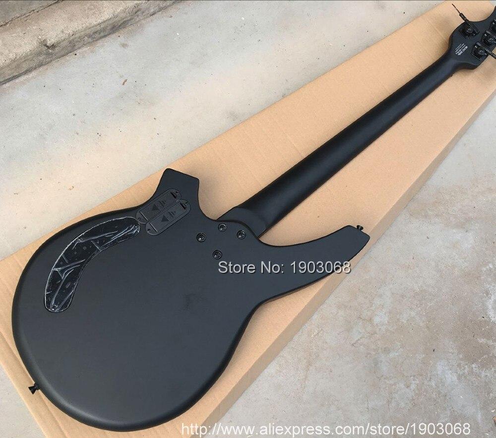 Bas gitarı kurmak. Önemli