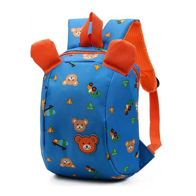 Hot Sale Cute Baby Safety Strap Anti-lost Walking Backpack Child Keeper Security Baby Harness Backpack