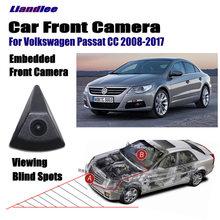 Автомобильная фронтальная камера для volkswagen vw passat b5