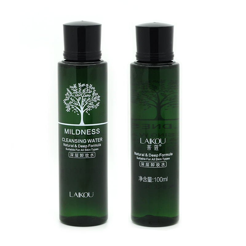 Korean Cosmetics Olive Cleansing Water Makeup Remover Shrink Pores Cleanser Quick Dissolve Deep Clean Purify Moist