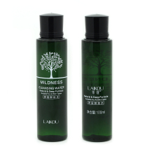 Korean Cosmetics Olive Cleansing Water Makeup Remover Shrink Pores Cleanser Quick Dissolve Deep Clean Purify Moist Mild