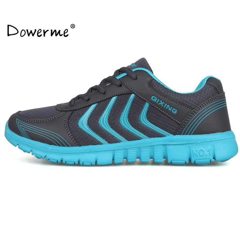 HOT 2017 NEW Women Sneakers Breathable Sport Shoes Female Running Shoes Light Sneakers For Women Shoes 35-43 ShoesA118
