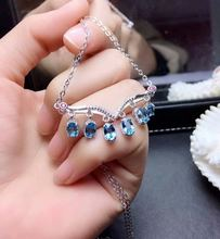 Shilovem 925 стерлинговое серебро натуральные женские модные