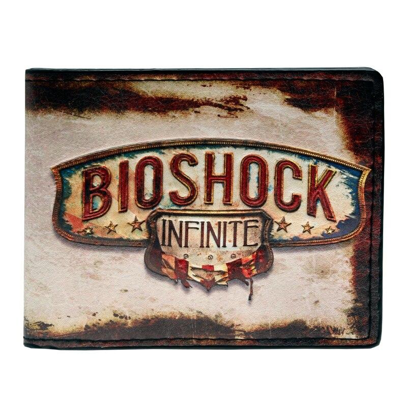 BioShock Bi Fold Wallet DFT-1616 ...