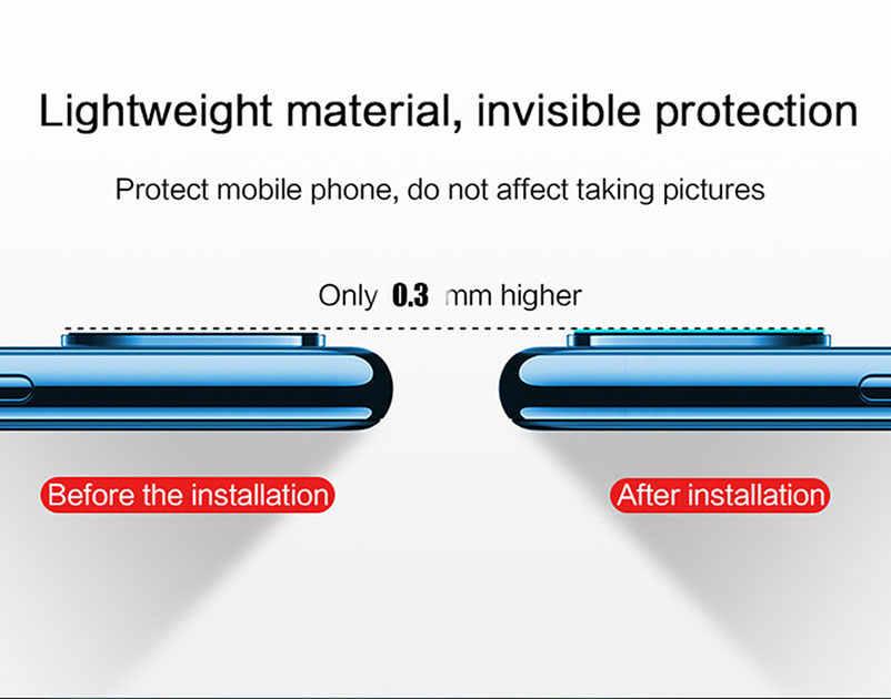 Защитная пленка для задней камеры из закаленного стекла для Xiaomi mi x Max 3 8 se 2 2s lite redmi note 6 6a pro для pocophone f1 case