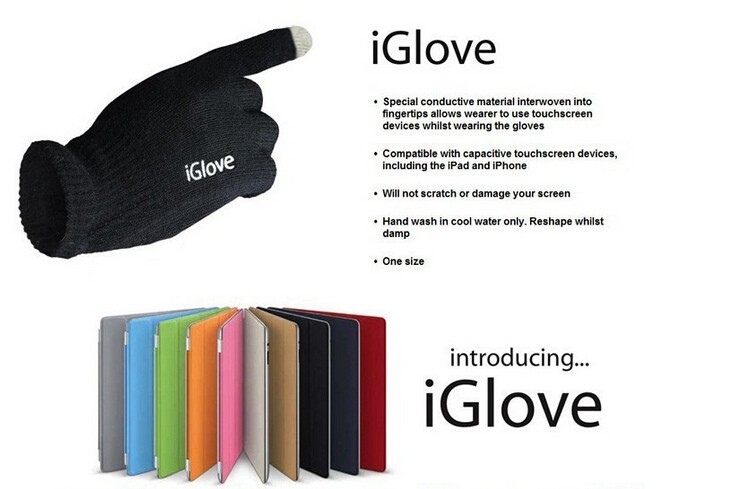 Unisex Winter Touch Screen Gloves iPhone iPad S3 Smart Mobile Phone Xmas Gift
