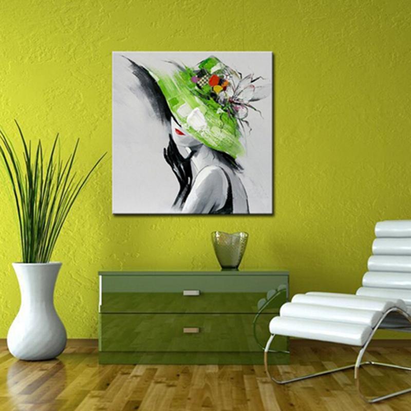 100% χειροποίητες ζωγραφιές ζωγραφικής - Διακόσμηση σπιτιού - Φωτογραφία 4