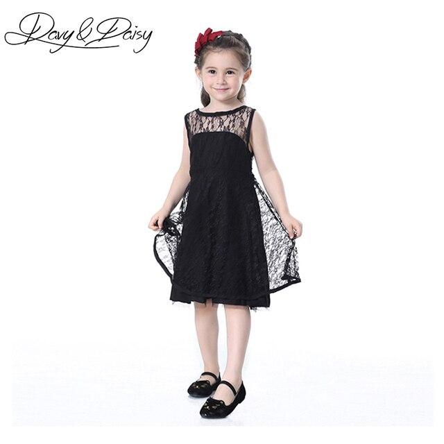 Kleider schwarz madchen