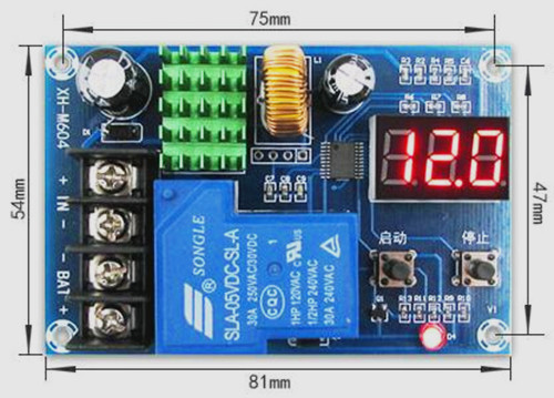 Onoff Primary Control Unit Pack