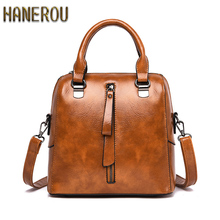 Woman Bag Brand Famous 2019 PU Leather Women Bag Casual Tote Shoulder Bags New Fashion Luxury Ladies Handbags Large Tote Bag Sac