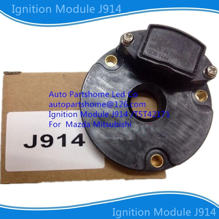Ignition Module J914 for Mazda