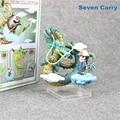 """Jogos de Anime Dragon Ball Z Goku Coleção Do Museu Shenron Filho Goku Figura de Ação Brinquedo modelo ShenLong Ação PVC Figuras 7 """"18 cm"""