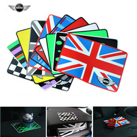 Car Anti Slip Pad Rubber Natural Latex Emulsion Mobile Phone Shelf Antislip Mat For GPS MP3