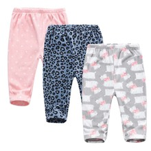 Baby Girl Boy Pants Autumn winter clothes baby Cartoon Casual Toddler Bottoms newborn trousers