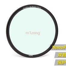 52 55 58 62 67 72 77 82 мм 390-750nm mc NanoPro UV-IR-Cut инфракрасный фильтр объектива для Canon nikon sony pentax камеры