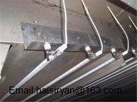 Emisor de calefacción infrarrojo de carbono 380 V 1kw para impresión