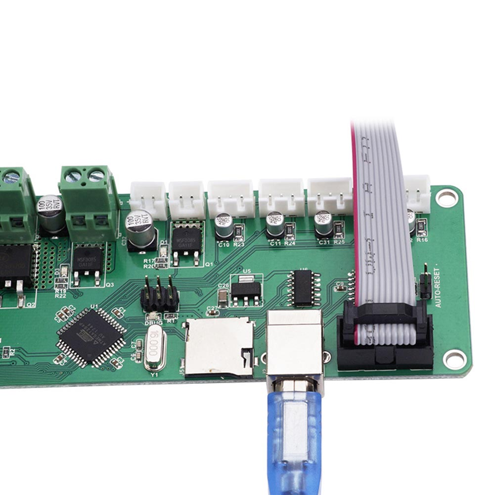 где купить Control Board Melzi 2.0 PCB Card ATMEGA Motherboard with 2004 Screens Kits for 3D Printer SL@88 дешево