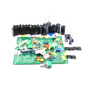 Image 5 - NEW JLH HOOD1969 Class A Audio Board AC 12V Preamplifier Amp DIY Kit / Finished Preamp Board
