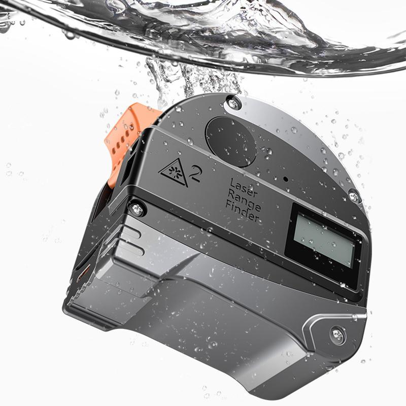 30M Laser Rangefinder 5M Retractable Tape Mesaure Ruler IP54 Infrared Construction Tools Digital USB Tape Measure Distance Meter30M Laser Rangefinder 5M Retractable Tape Mesaure Ruler IP54 Infrared Construction Tools Digital USB Tape Measure Distance Meter