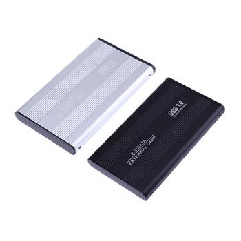 USB 3.0 SATA HDD box Portable External Case for 2.5inch SATA HDD HD Mobile Hard Disk Drive Caddy Case Enclosure