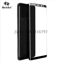 Benks sfor Samsung Galaxy Note 8 Tempered Glass sfor Samsung Note 8 Glass X-PRO 3D Screen Protector for Samsung Galaxy Note 8