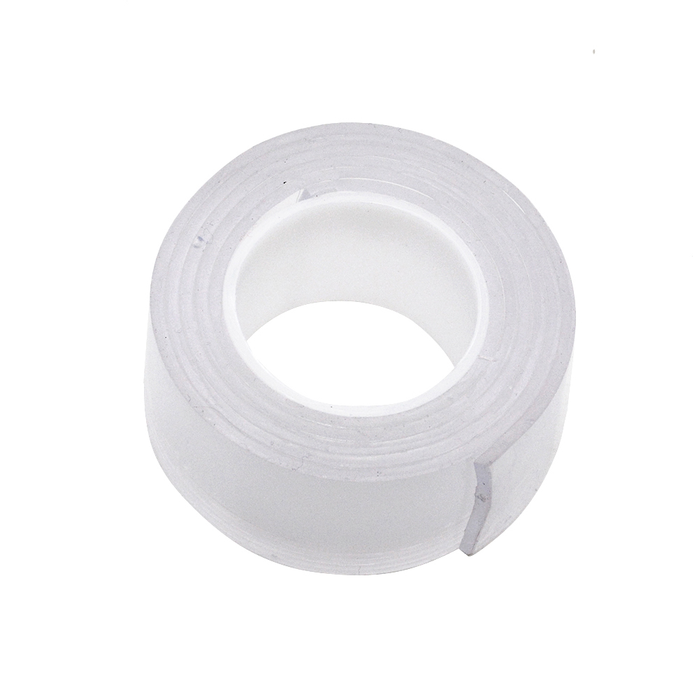 Image 5 - 1M 3M 5M Width 30mm 50mm Multifunctional Double Side Adhesive Tape Traceless Washable Adhesive Tape Nano Free Magic Tape-in Tape from Home Improvement