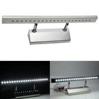 5W 21 LED 5050 SMD Lampara De Pared Para Bano Espejo 6500K Luz Blanco