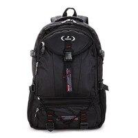 Male Backpack Large Capacity Students School Bag Backpacks For Men Laptop Bag High Quality Travel Bag