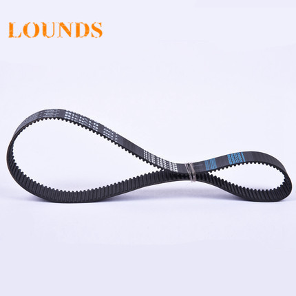 Free Shipping 1pcs  HTD2584-8M-23  teeth 323 width 23mm length 2584mm HTD8M 2584 8M 23 Arc teeth Industrial  Rubber timing beltFree Shipping 1pcs  HTD2584-8M-23  teeth 323 width 23mm length 2584mm HTD8M 2584 8M 23 Arc teeth Industrial  Rubber timing belt