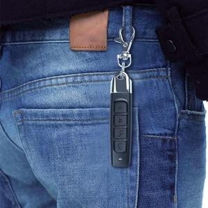 Image 5 - Kebidu brama garażowa drzwi zdalnego sterowania 433MHZ Auto Pair kopiowanie zdalnego 4 kluczowe przyciski pilot do drzwi garażowych zamiennik pilota zdalnego sterowania