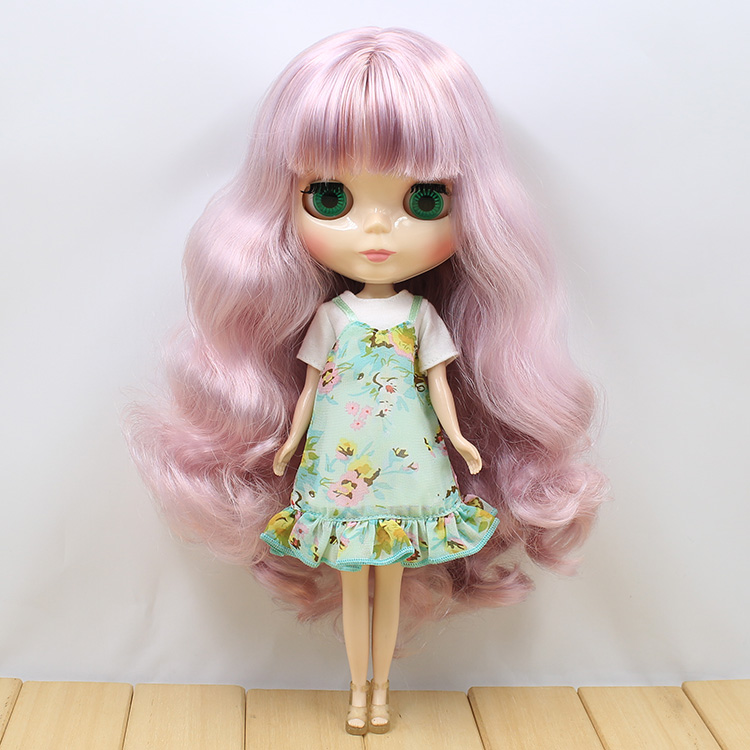 Nude blyth Doll ,Mixed blond hair Fashion doll ,Factory