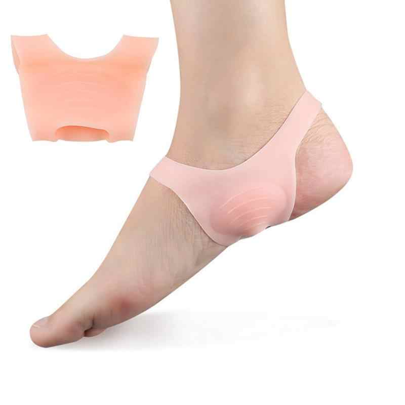 Lightweight Flat Feet Gel Pads Cushion Plantar Soft Arch Support Foot Care Reusable Correction Brace Shoe Inserts Fasciitis
