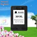 1pk for hp 301xl ink cartridge black compatible For HP Deskjet 301 1050 1000 2000 3000 3050 2050 2050s printer cartridge