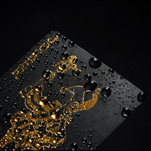 Magic Gold Plated Poker Playing Cards