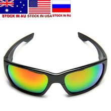 2018 New Cool UV400 Cycling Glasses Bicycle Bike Glasses Out