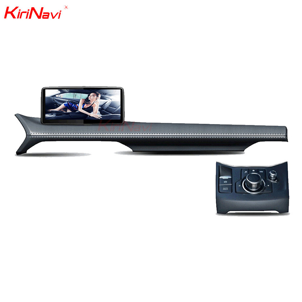 "KiriNavi 10.25"" Android 7.1 Car Audio For Mazda CX-5 GPS Radio Stereo Multimedia DVD Player Head Unit Bluetooth RDS 4G"