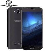 ต้นฉบับDOOGEE X9มินิAndroid 6.0มาร์ทโฟนMTK6580 Quad Core 1.3กิกะ