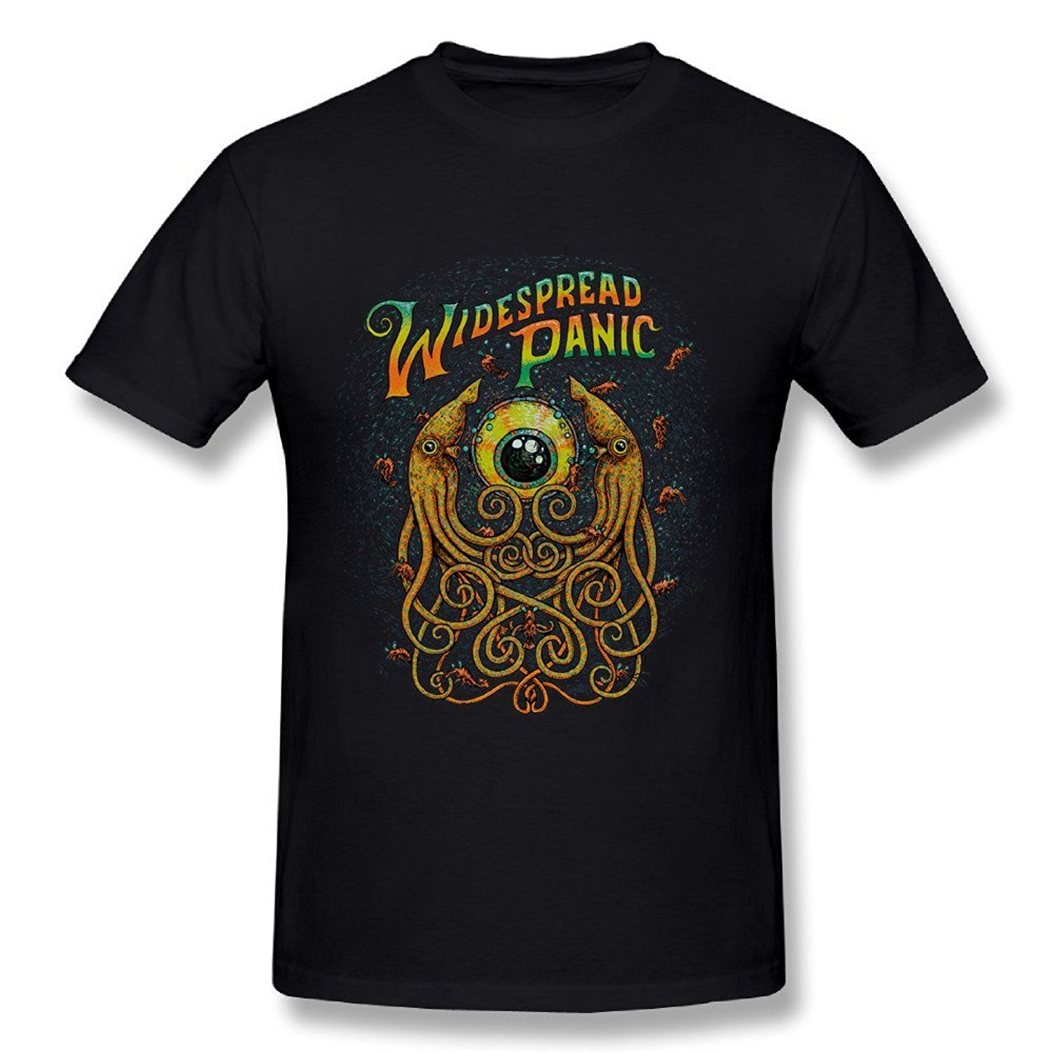 Mens Widespread Panic 2017 T Shirts