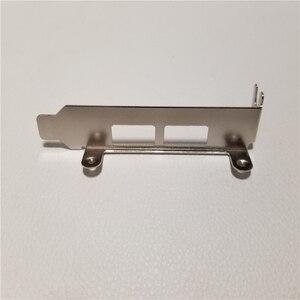 Image 3 - 2 adet/grup düşük profil boyutu 2 Port USB 3.0 genişleme kartı arka braket koruma bölme şasi çerçeve