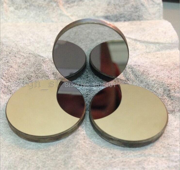 3 قطعه دیا. لنزهای آینه منعکس کننده 25 میلی متر مو برای حکاکی لیزری 10600nm CO2 و برش گیر