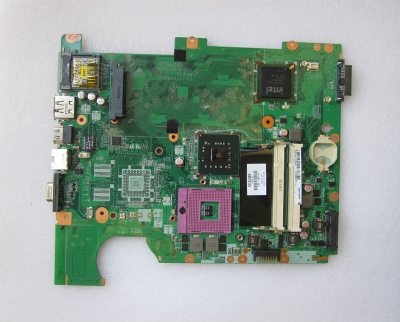 578703-001 Laptop motherboard For Hp Compaq Presario G61 CQ61 G71 CQ71 Intel DDR2 DAOOP6MB6D0 100% tested 517837 001 for compaq presario cq61 notebook daoop6mb6d0 for hp compaq presario cq61 g61 motherboard pm45 chipset tested good