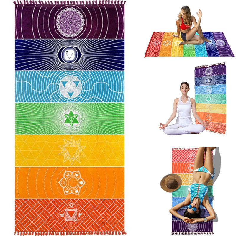 Home & Garden Cheap Price Indian Bohemian Mandala Wall Hanging Tapestry Wall Hanging Sandy Beach Blanket Camping Travel Mattress Hippie Tapestry Tap83 Big Clearance Sale Home Textile